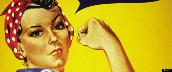 Rosie The Riveter Poster 121503 rosieriveter