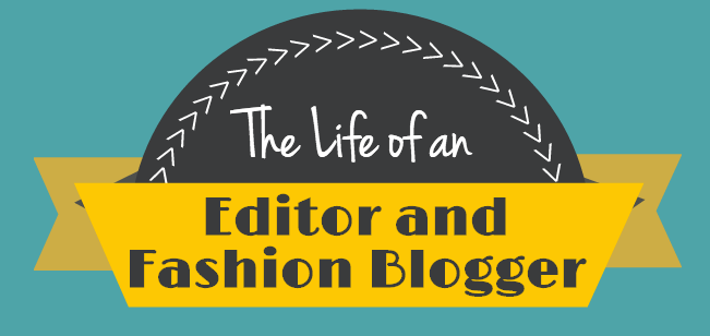 editor and fashion blogger