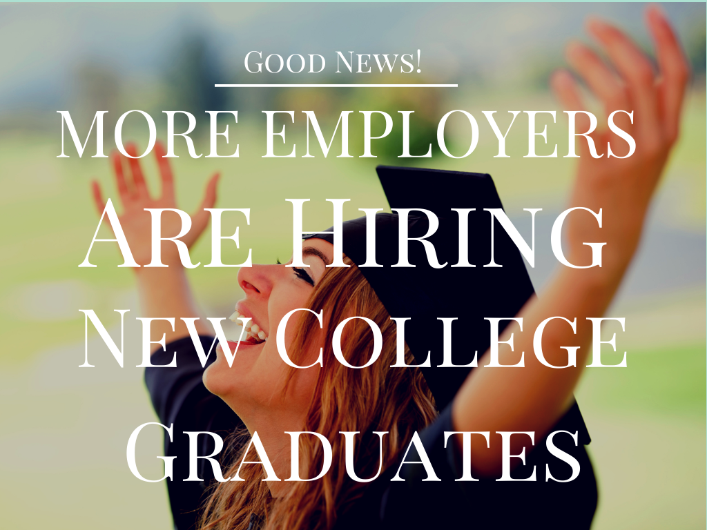 employers hire recent grads